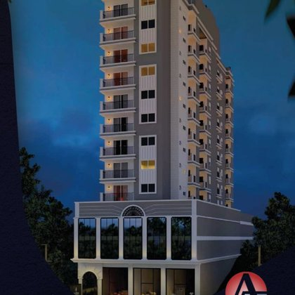 Excelentes apartamentos de 02 dormitórios na Planta - Tipo 04