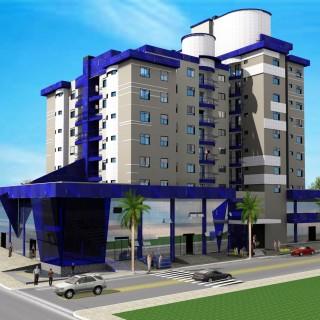 Vende-se cobertura duplex no Edifício Via Bentto em Marau