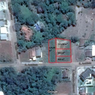 Vende-se excelentes terrenos em Marau