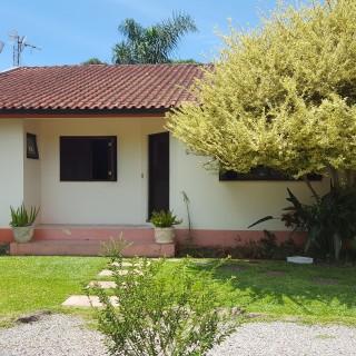 Casa com pátio em Marau, próxima ao Fórum