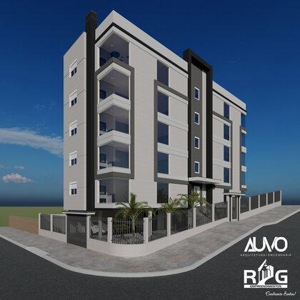 LANÇAMENTO!!! Apartamentos de 02 dormitórios