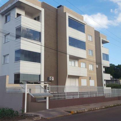 Apartamento com 2 dormitórios sendo um suíte em Marau