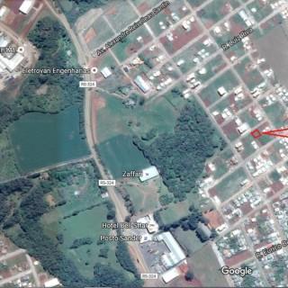 Vende-se terreno no Bairro Colinas Nova Marau