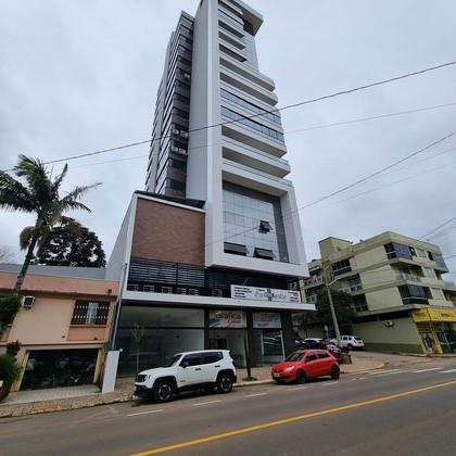 Vende-se lindo apartamento de alto padrão no centro de Marau - Fundos
